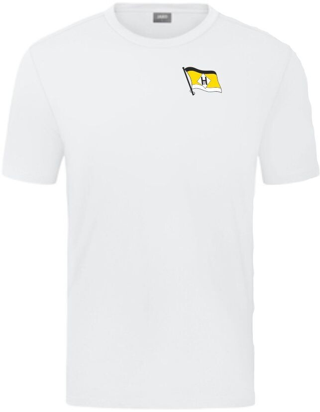 Jako T-Shirt Kinder Baumwolle weiß FSV Hansa 07