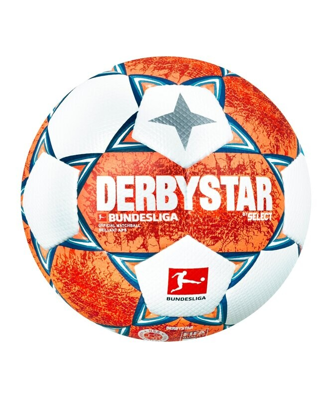 Derbystar Bundesliga Brillant APS Spielball Gr. 5 Saison 2021/22
