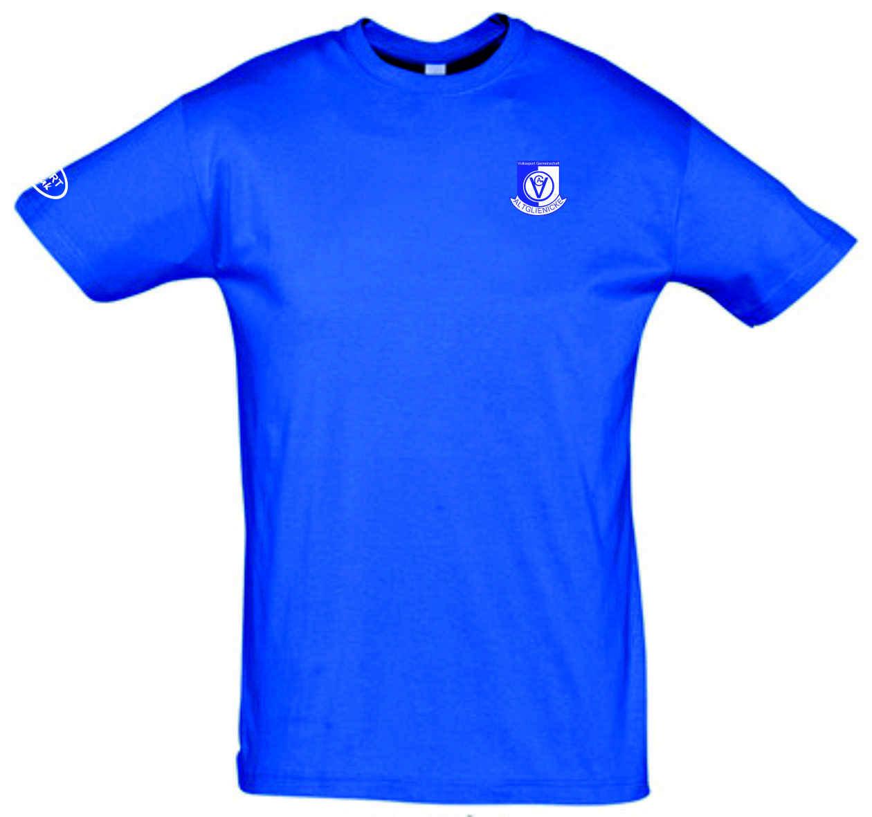 T-Shirt Baumwolle VSG Altglienicke