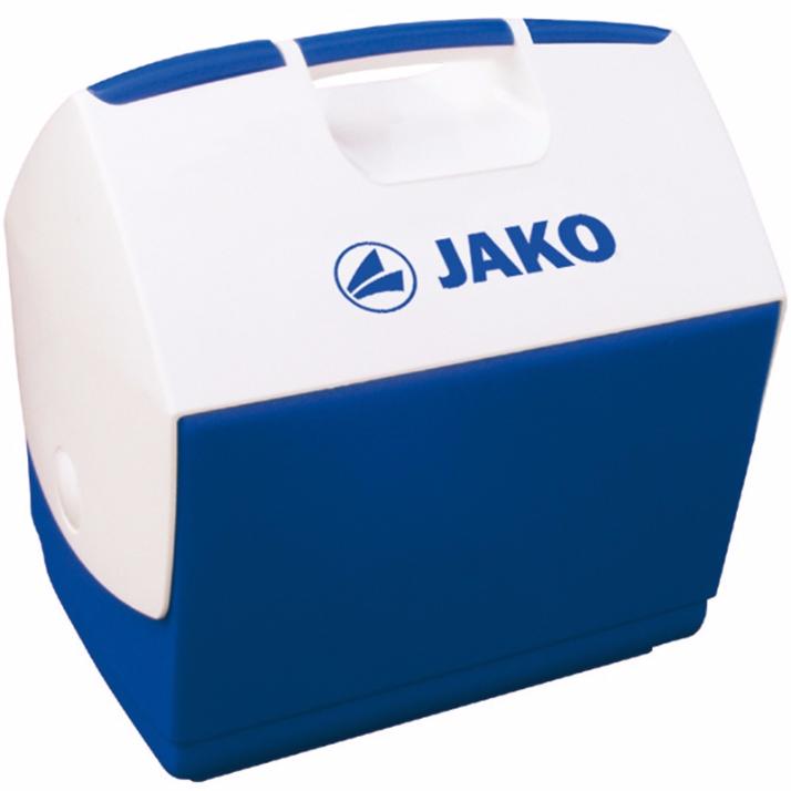 JAKO Kühlbox marine-weiß 8 Liter