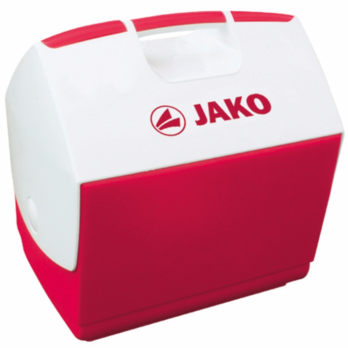 JAKO Kühlbox rot-weiß 6 Liter
