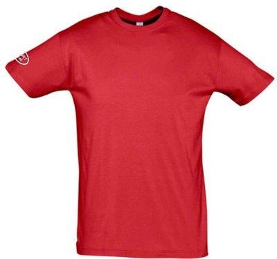 BW T-Shirt rot Einheit Bernau