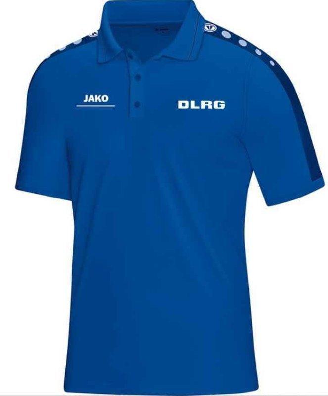 Jako Polo-Shirt Striker DLRG Kreisverband Oder-Spree