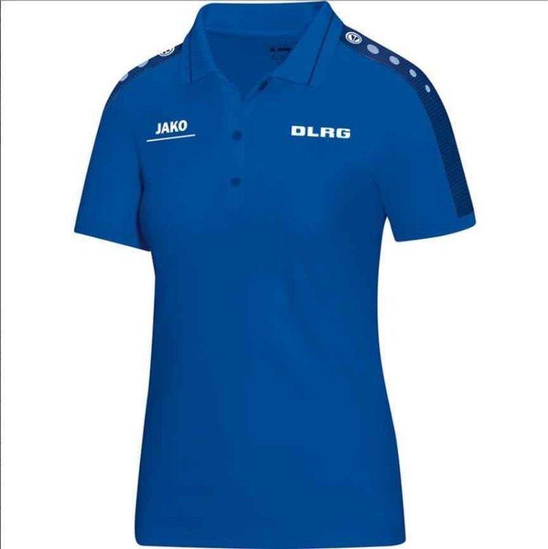 Jako Polo-Shirt Striker Damen DLRG Kreisverband Oder-Spree