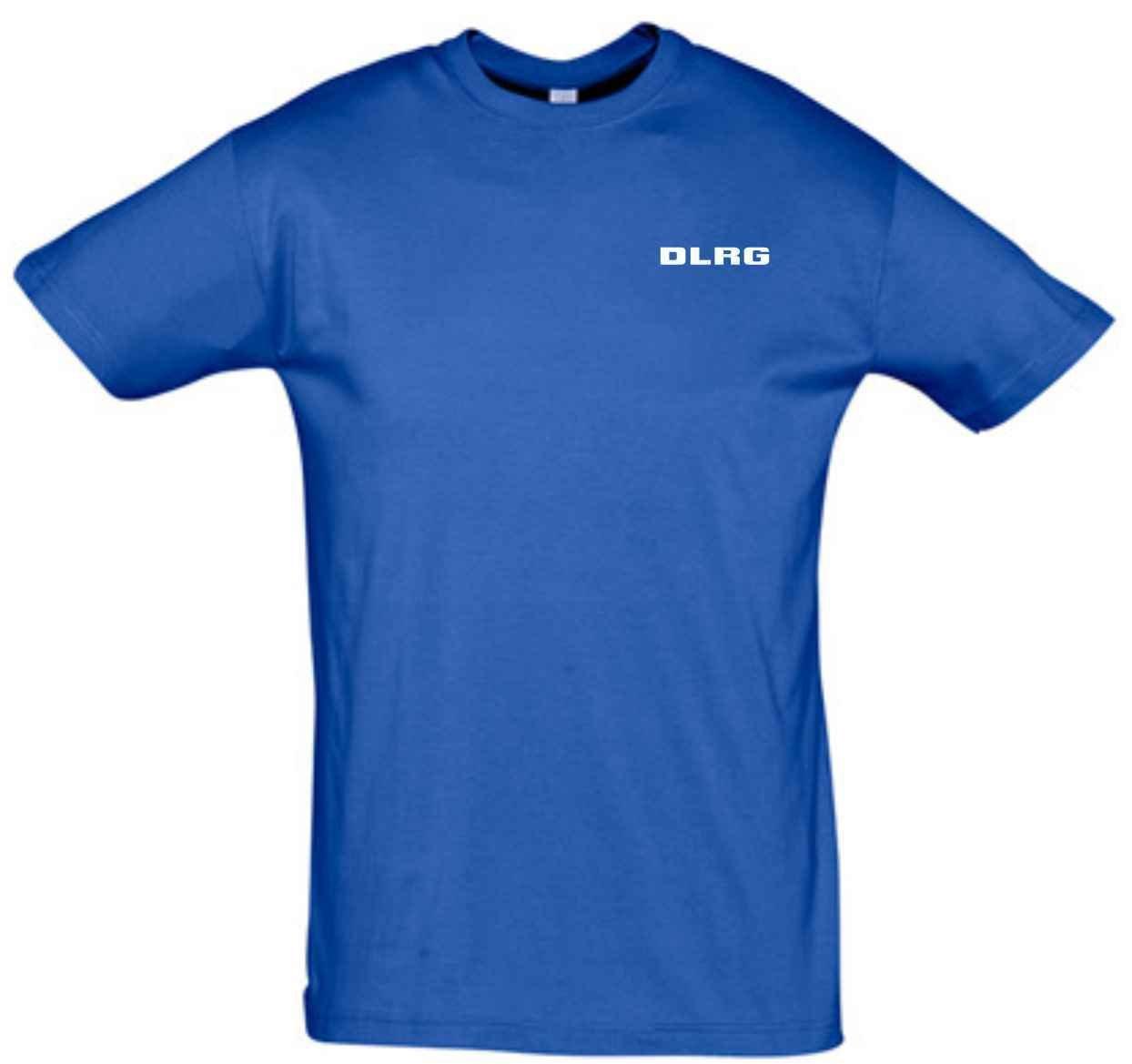 T-Shirt BW Erwachsen DLRG Kreisverband Oder-Spree