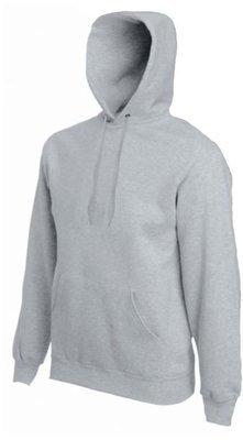 Baumwoll - Hoody grau Erwachsene RSV Mellensee
