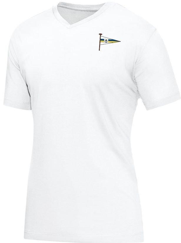 Jako T-Shirt weiß Damen Motorwassersportclub Oberspree