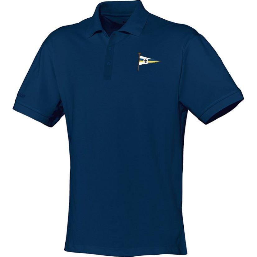 Jako Polo-Shirt marine Motorwassersportclub Oberspree
