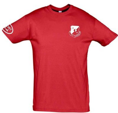 T-Shirt Baumwolle Kinder SV Karow 96