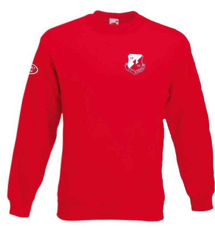 Sweat - Shirt Baumwolle Erwachsene SV Karow 96