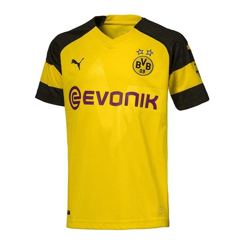PUMA BVB Dortmund Trikot Erw. Home 2018/2019