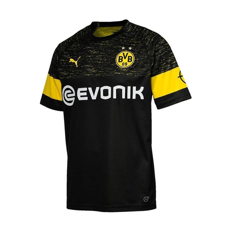 PUMA BVB Dortmund Trikot Erw. Away 2018/2019