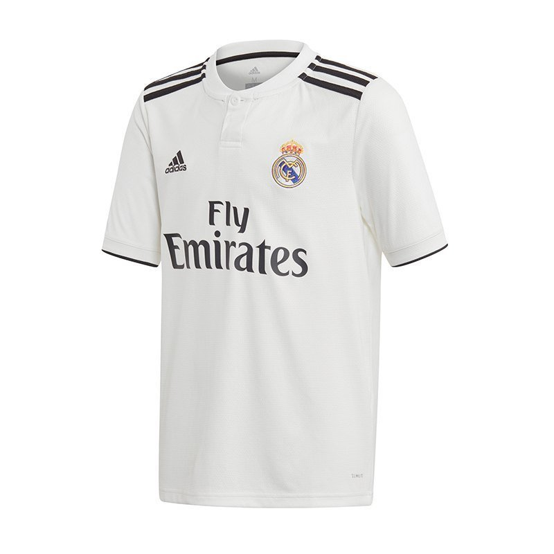 Adidas Real Madrid Trikot Kids Home 2018/2019