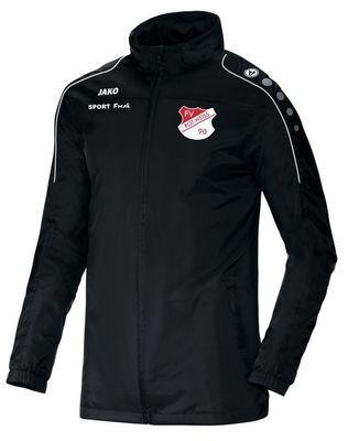 Jako Allwetterjacke Team schwarz FV Rot Weiß Hellersdorf