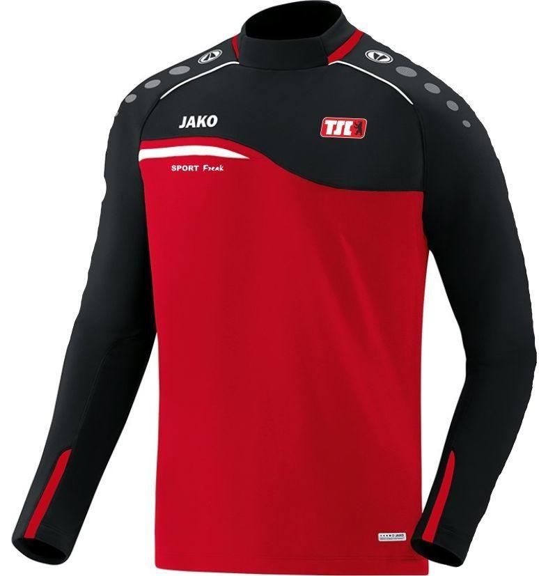 Jako Sweatshirt Competition rot schwarz Berliner TSC