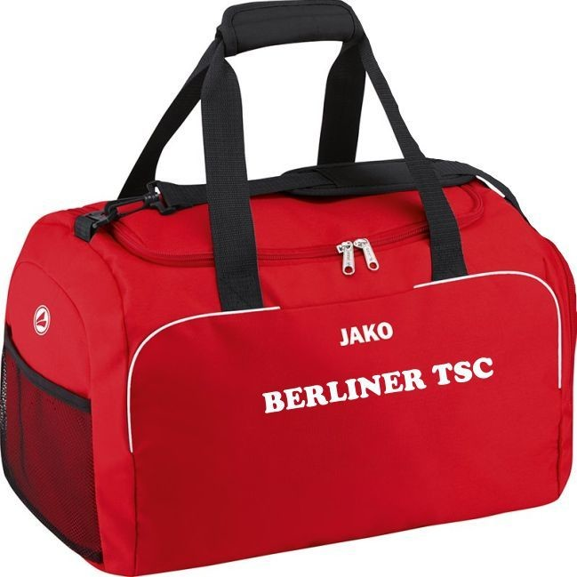 Jako Sporttasche Classico rot Berliner TSC