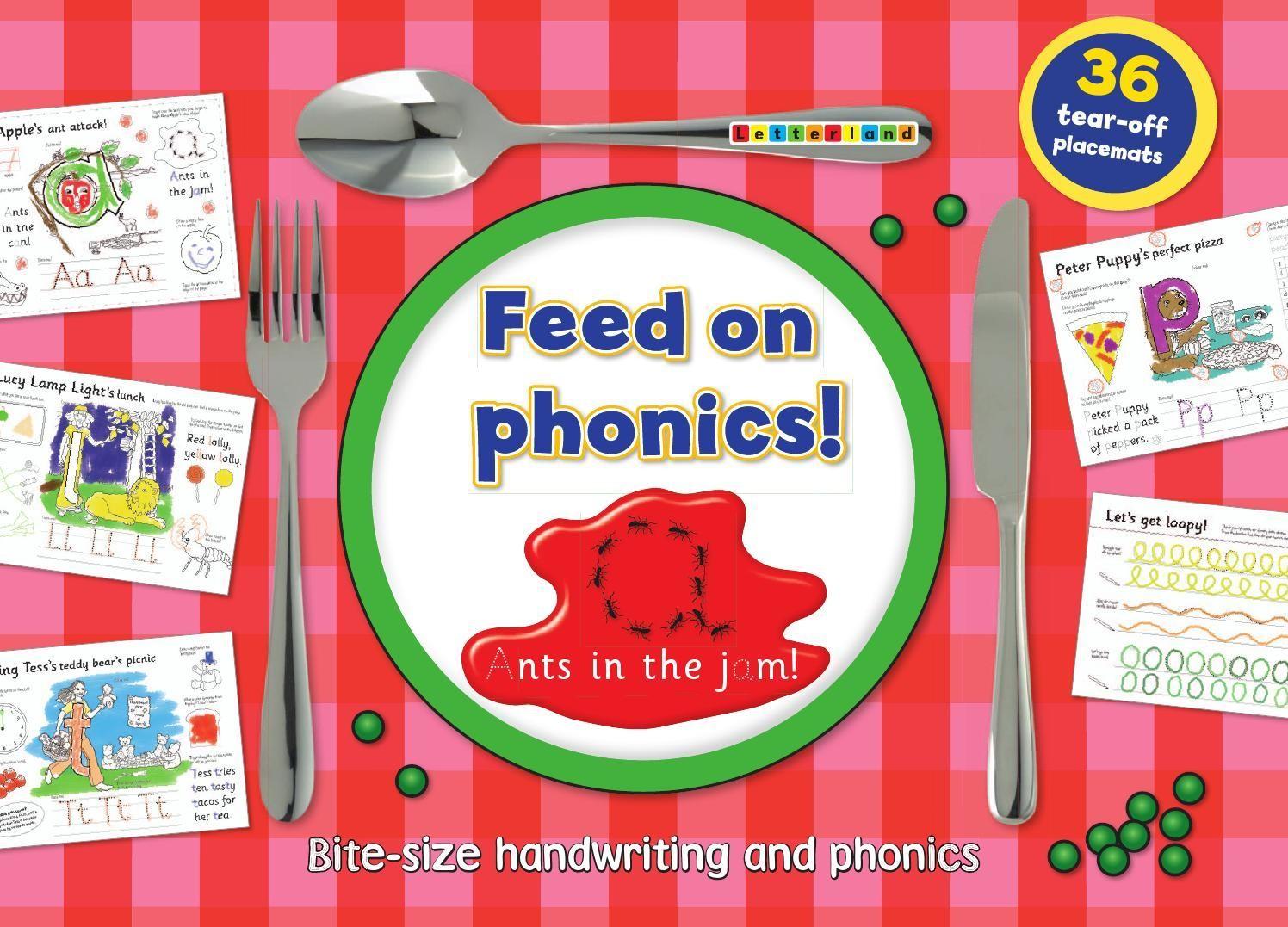 Feed on Phonics!