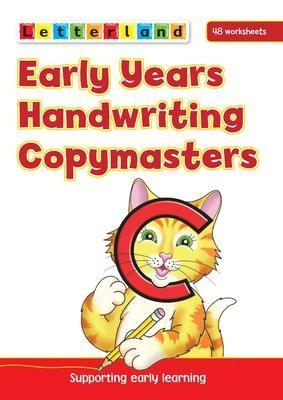 Early Years Handwriting Copymasters