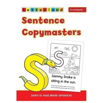 Sentence Copymasters