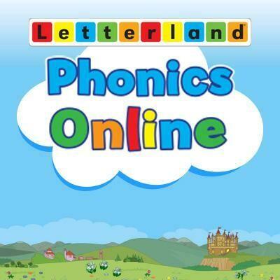 Phonics Online Subscription/ Teacher Plan 12 months