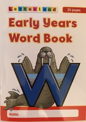 Early Years Word Book