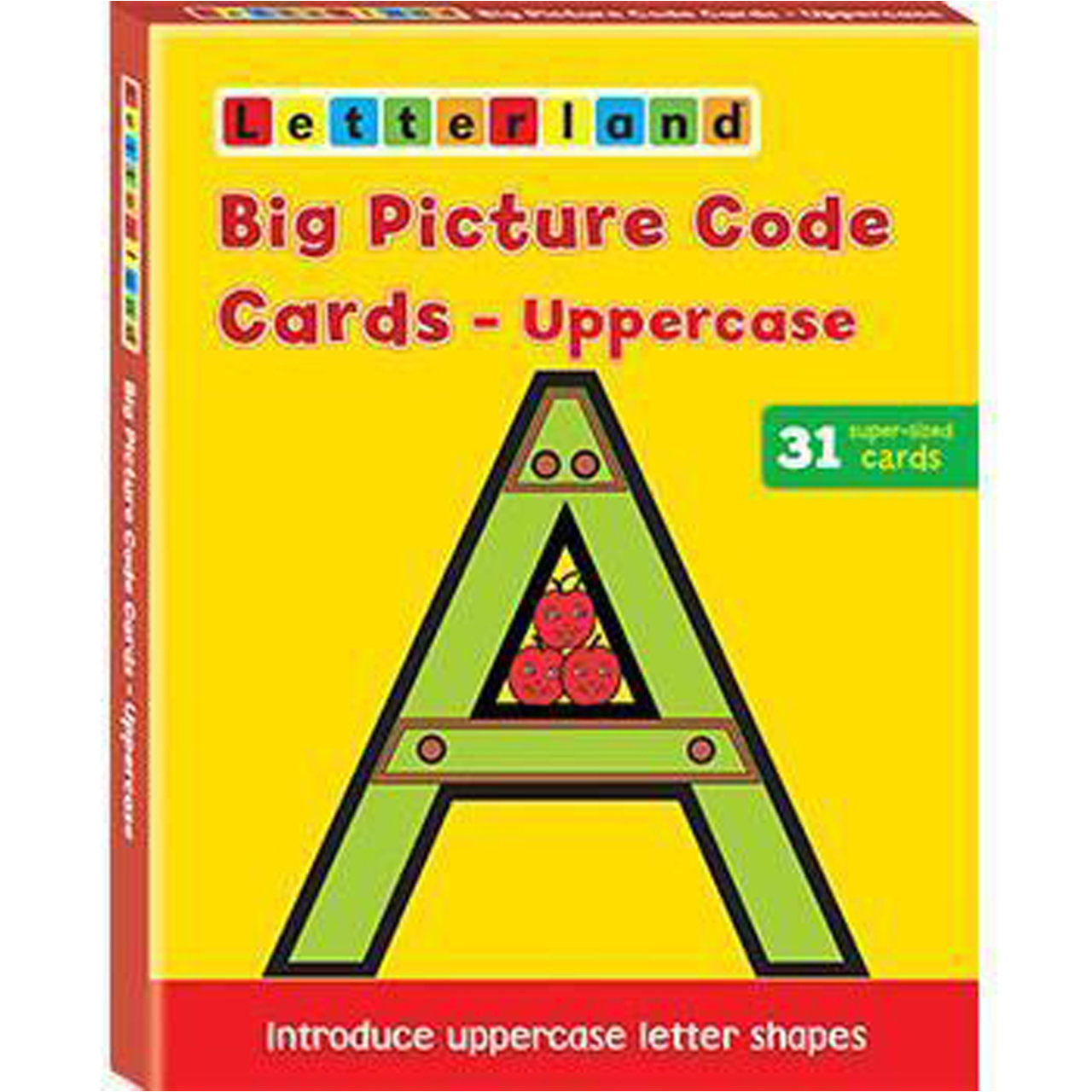 Big Picture Code Cards - Uppercase
