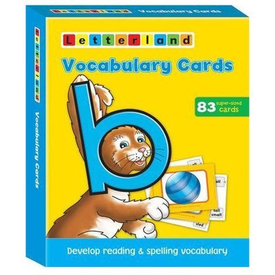 Vocabulary Cards