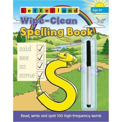 Wipe-Clean Spelling Book