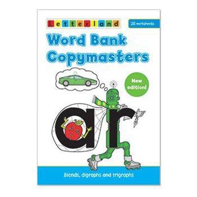 Word Bank Copymasters