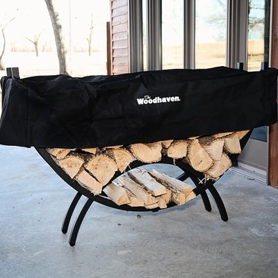 The Woodhaven 5ft Crescent Rack