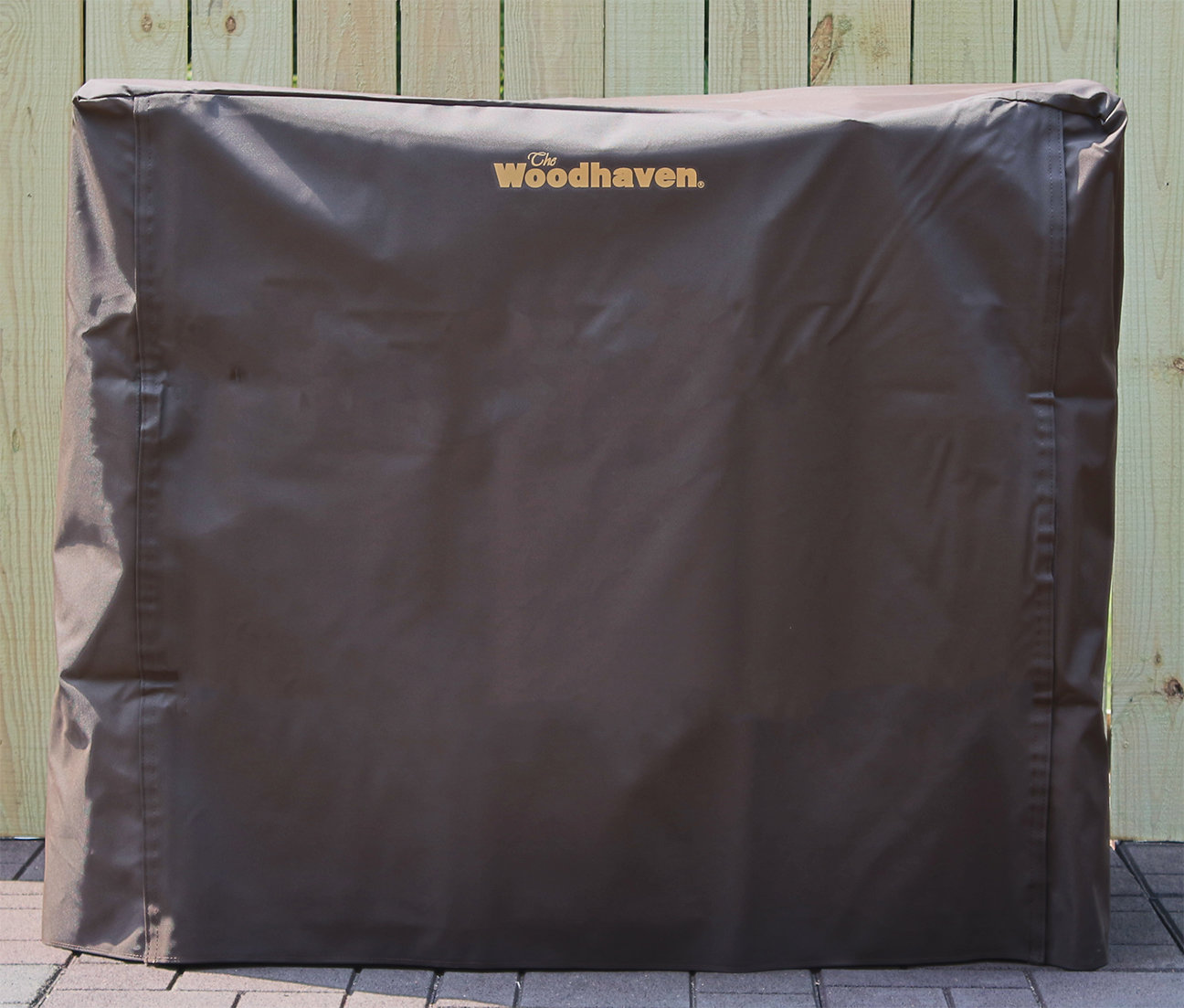 Full Cover for 1/4 Cord 4ft Brown