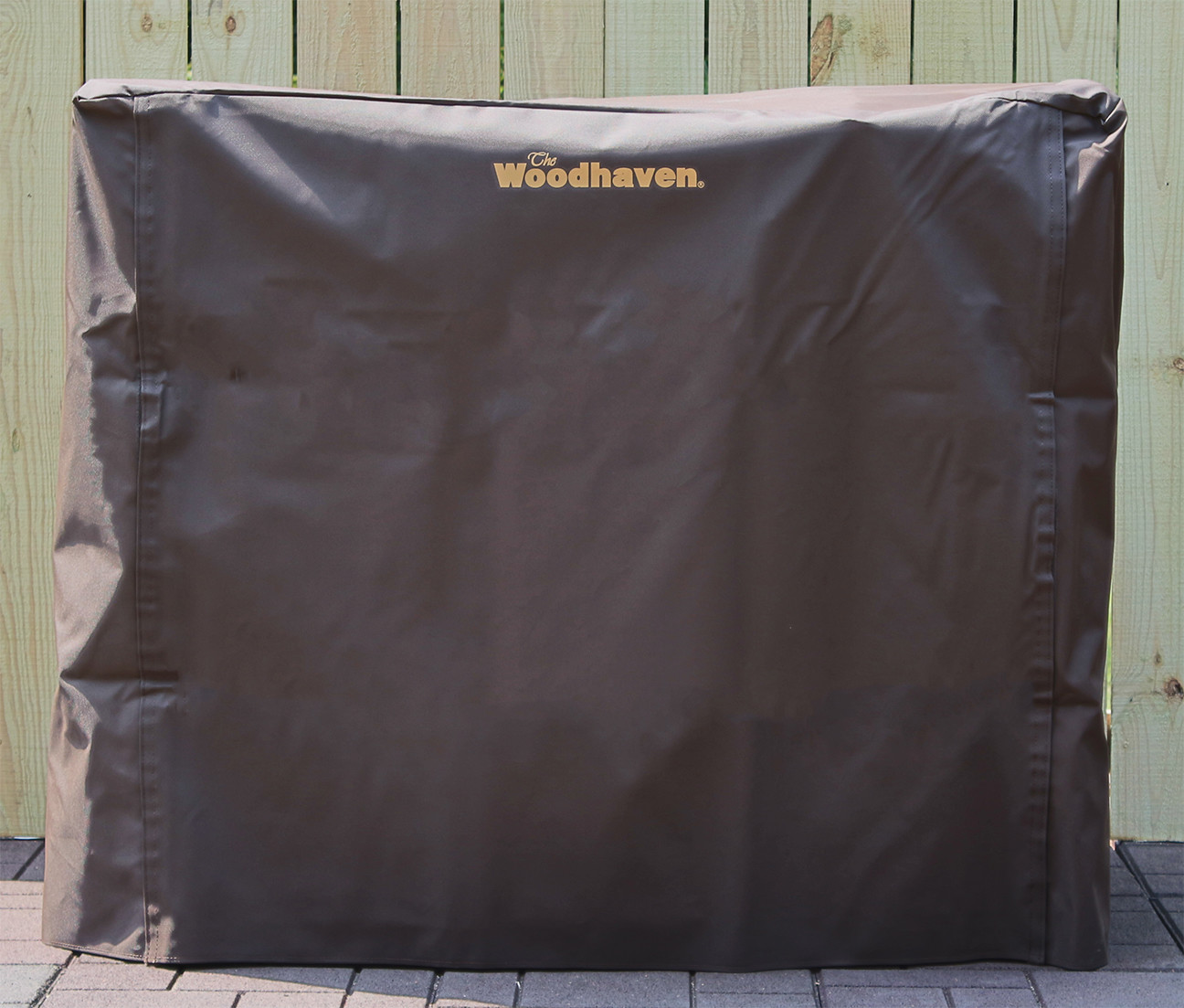 Full Cover for 1/4 Cord Plus 5ft Brown