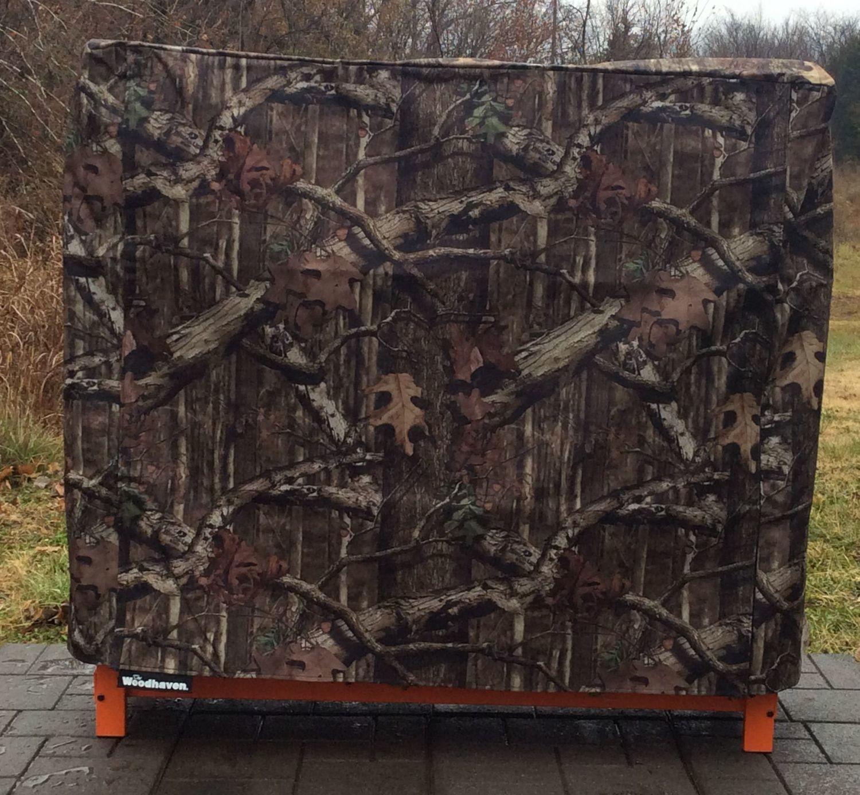 Mossy Oak Full Cover for 1/4 Cord 5ft