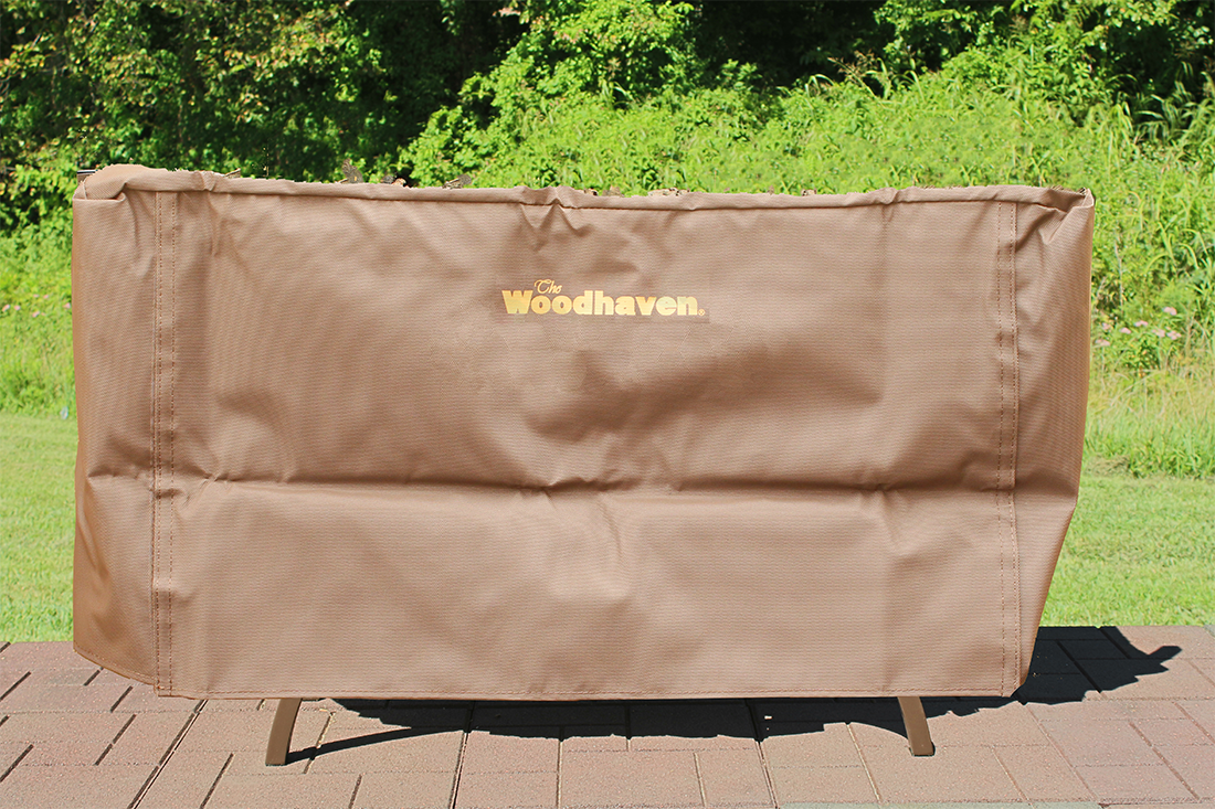 Brown Full Cover for the  5ft Crescent Rack