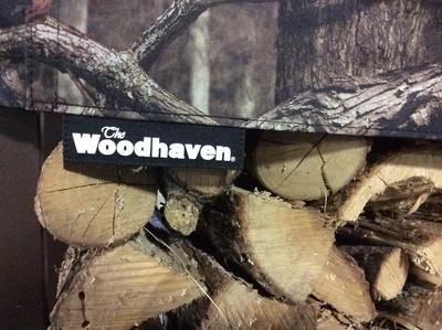 1 Cord Mossy Oak Seasoning Cover 16ft