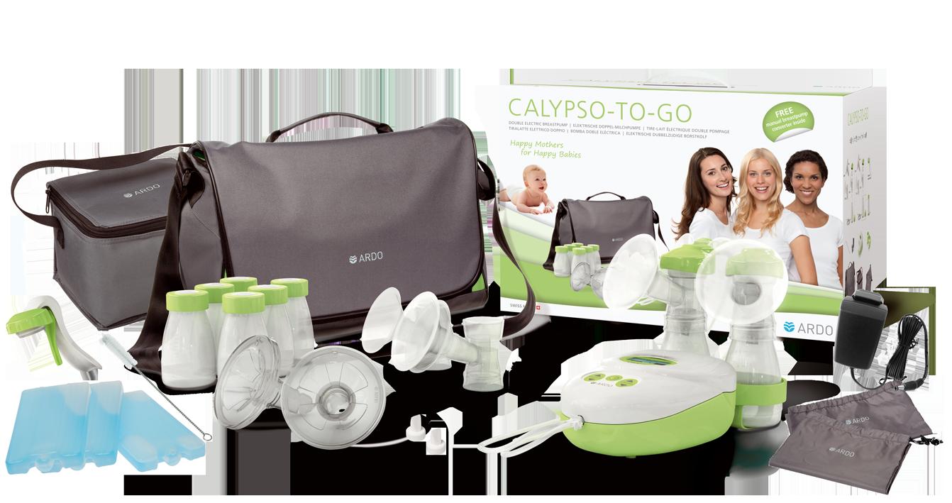 Ardo- Calypso-To-Go | Double Electric Breast Pump On The Go