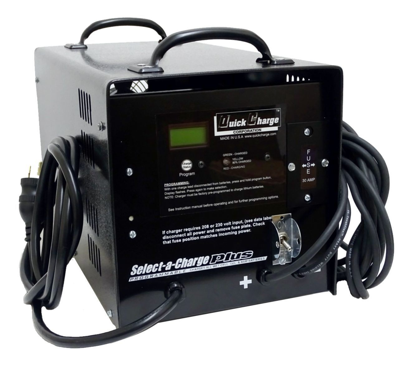 40 & 60 Amp Select-A-Charge Models