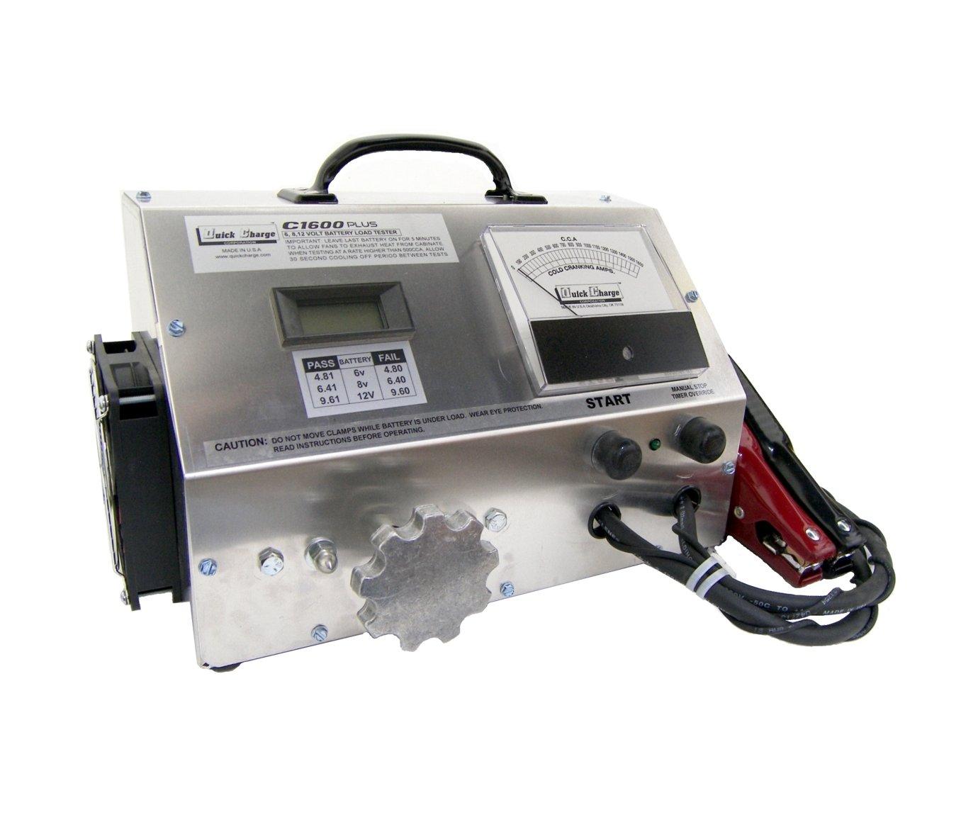 Battery Load Tester C1600