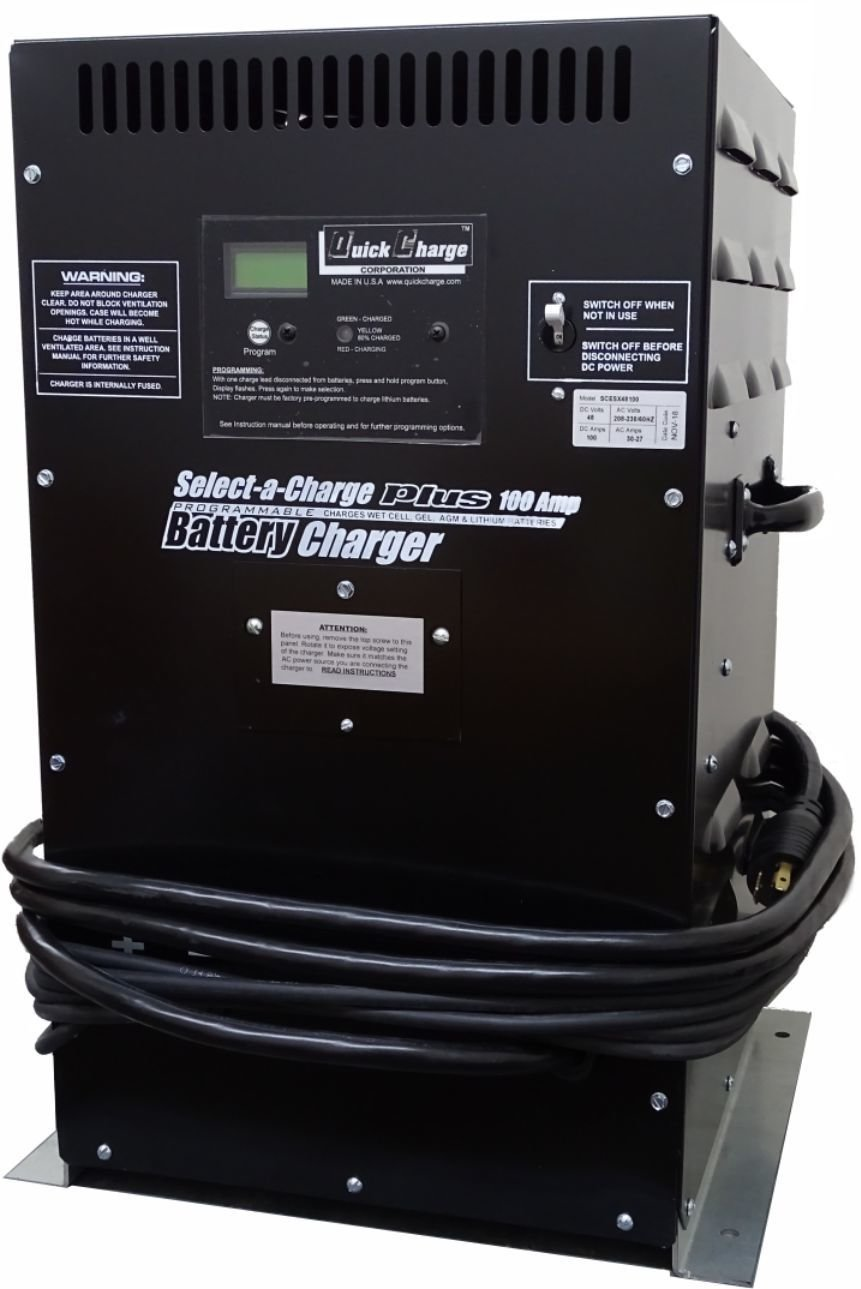 100 Amp Select-A-Charge Models