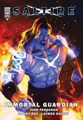 Saltire Immortal Guardian Compendium SALE RRP £19.99