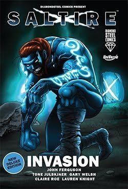 Saltire Invasion Deluxe Edition SALE RRP £9.99