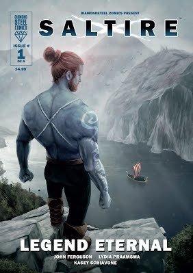 Saltire Legend Eternal Issue 1 SALE RRP £4.99