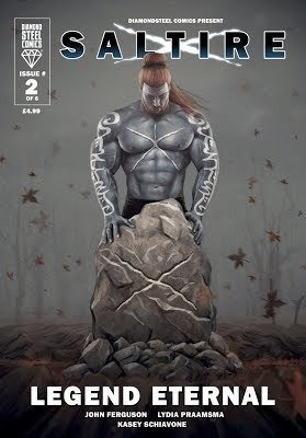 Saltire Legend Eternal Issue 2 SALE RRP £4.99