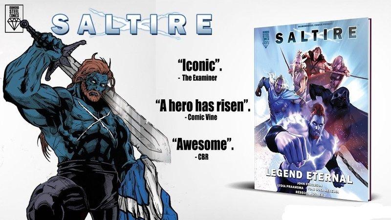 Saltire Legend Eternal