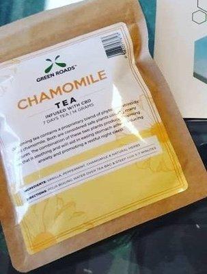 14 grams Chamomile Tea 7 day