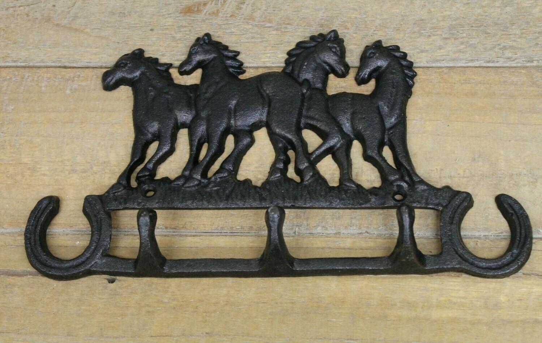 Four Horse Hooks