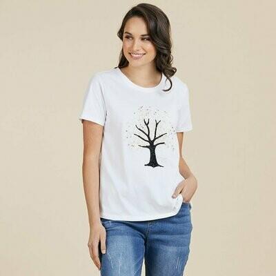 Tree Motif Top