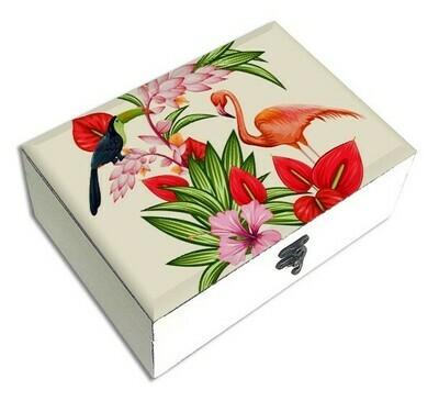 Flamingo Storage Box