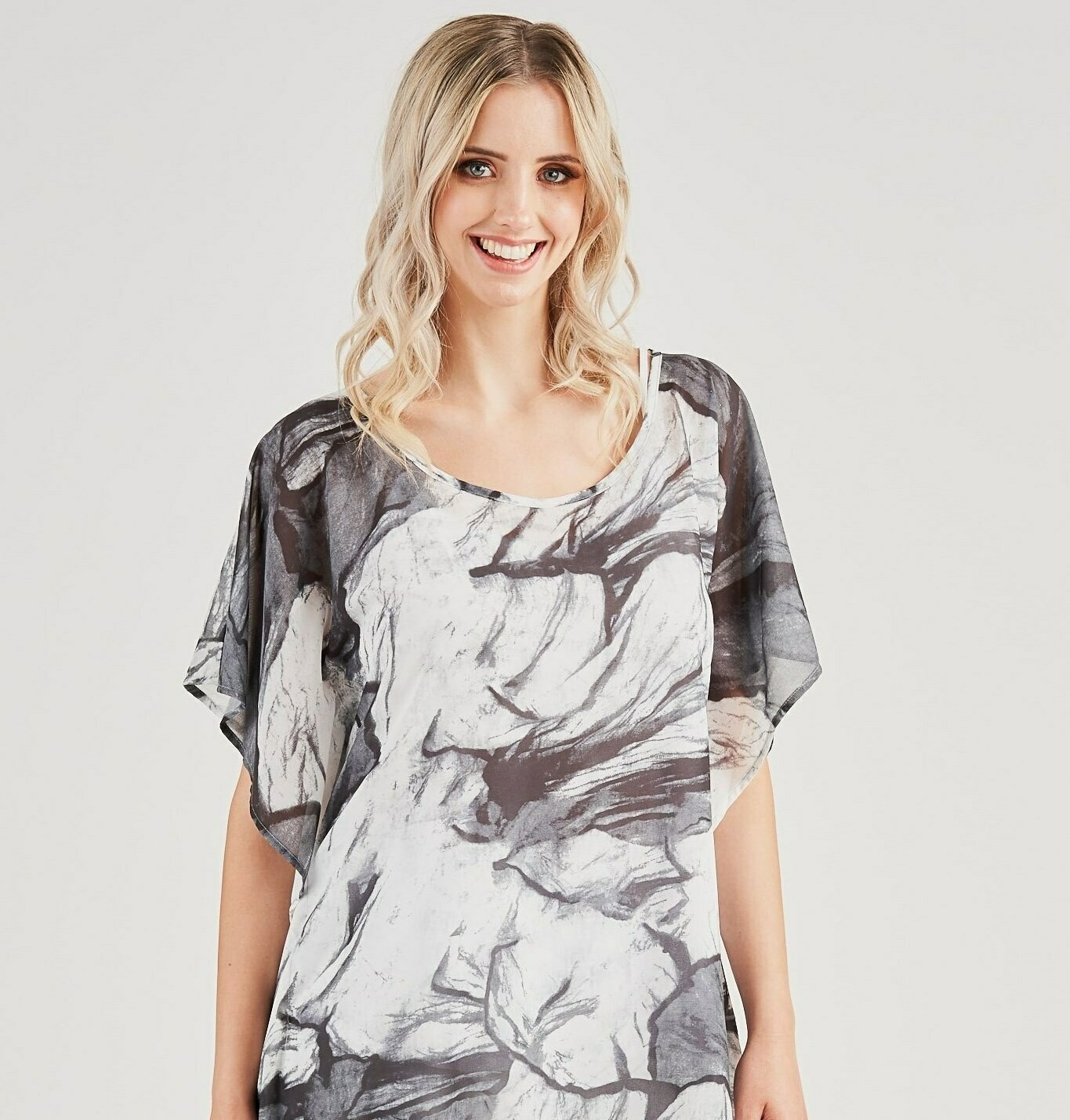 Soft Draping Top