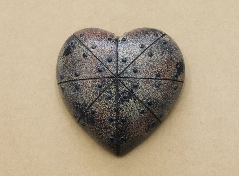 Detailed Hanging Wall Heart
